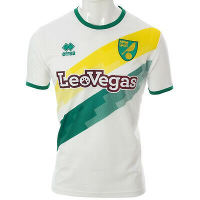 Official Norwich City Fc Player Fit 2018/19 Away Shirt