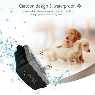 Pet Training Remote Control Dog Cat Shock Trainer Stop Barking Electronic Collar