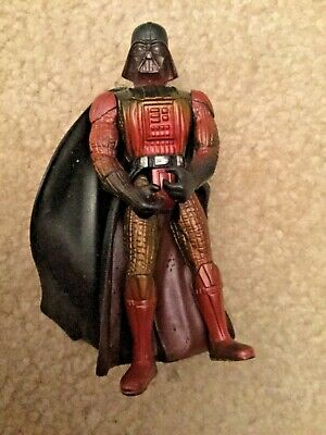 LAVA DARTH VADER Revenge of the Sith ROTS Star Wars / Target Exclusive / used