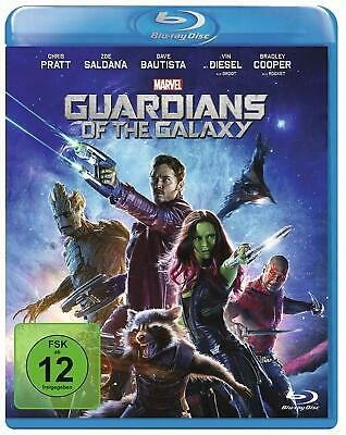 Guardians Of The Galaxy - Blu-Ray - Sealed