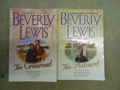 Lot of 2 Beverly Lewis Religious, Inspirational, Amish Paperback Books