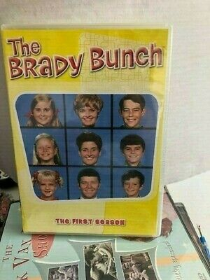 The Brady Bunch - The Complete First Season (DVD, 2014, 4-Disc Set) Brand New