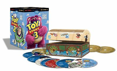 Toy Story ultimate toy box collection 1, 2, 3 (blu-ray/dvd combo + digital copy)