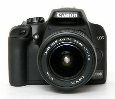 EOS 1000D / Canon zoom EF-S 18-55 IS