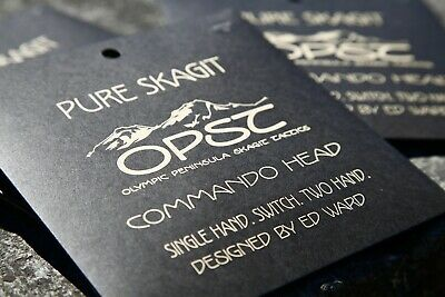 OPST Commando Skagit Shooting Head - 300 Grain - Spey Fly Line - FREE SHIPPING!