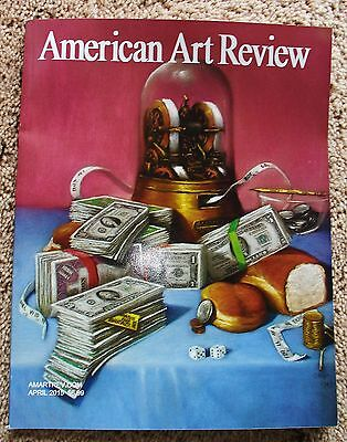 American Art Review Magazine   March April 2015  Issue  Volume Xxvii  Number 2