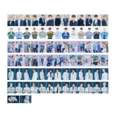 Seventeen 2019 World Tour 'ODE to You' Trading Photo Card
