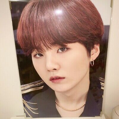 【OFFICIAL MD】BTS SYS in Japan Tour MERCHANDISE〈PREMIUM PHOTO〉- SUGA