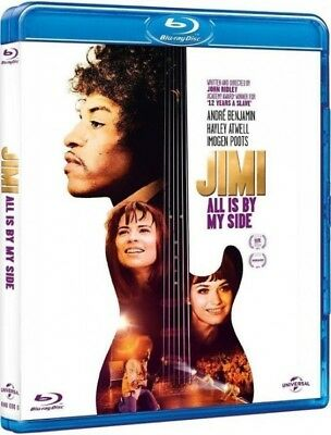 Jimi All Is By My Side (André Benjamin, Hayley Atwell) Blu-Ray Neu unter Blister