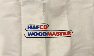 Hafco Woodmaster Filter bag for DC-3 Dust Collector - brand new