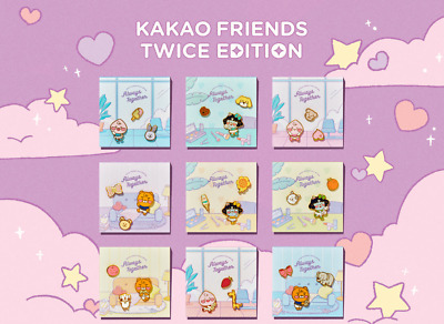 TWICE Official KAKAO Friends Pin Badge Special Limited Edition Authentic KPOP MD