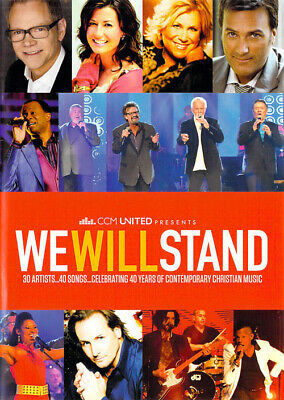 CCM UNITED PRESENTS: WE WILL STAND (DVD, 2015) - Previously viewed DVD