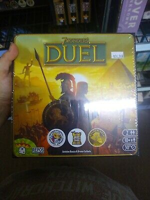 Repos Production 7 Wonders: Duel Board Game