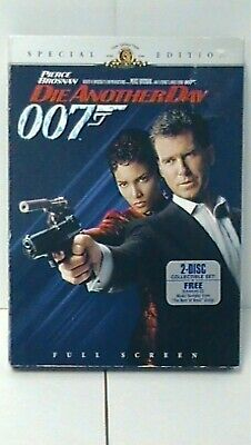 Die Another Day (DVD, 2003, 2-Disc Set, Special Edition Full Frame) USED