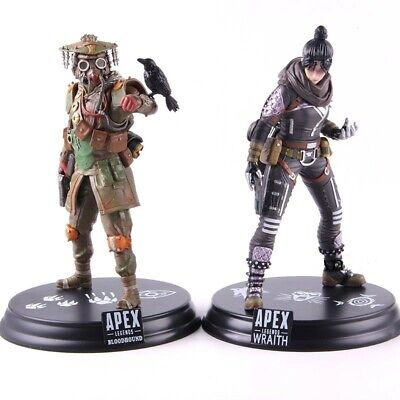Apex Legends Wraith/Bloodhound PVC Figure Statue