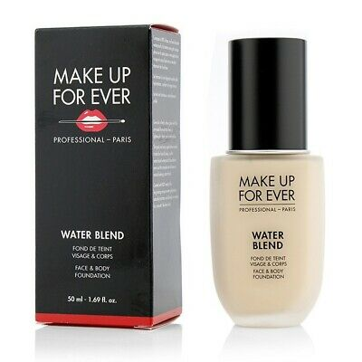 Make Up For Ever Water Blend Face & Body Foundation - #Y215 50ml Make Up