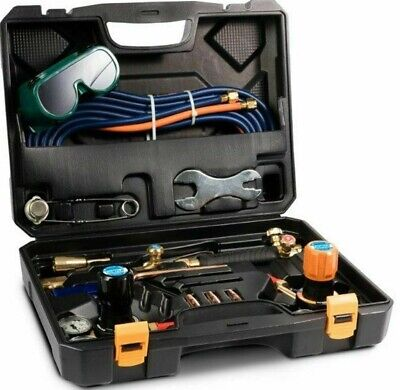 Cigweld WELDSKILL OXY/LPG GAS WELDING & CUTTING KIT For Light To Medium Duty