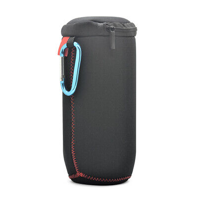 For JBL Flip Soft Nylon Case Shockproof Bluetooth Speaker Outdoor Carrying Pouch