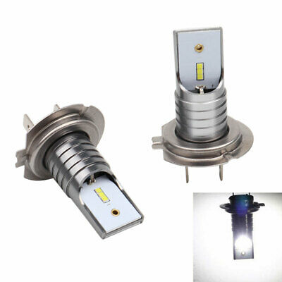 110W 30000LM H7 LED Auto Car Headlight Fog Lamp Canbus Bulb 6000K Conversion Kit