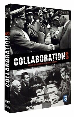 Collaborations (Gabriel Le Bomin) DVD NEUF SOUS BLISTER