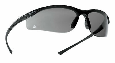 pack of 2 X Bolle Contour CONTPSF Safety Glasses Smoke