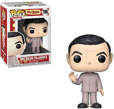 Mr Bean #786 - Mr Bean Pajamas - Funko Pop! Television (Brand New)