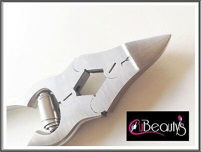 Professional Chiropody Cantilever Toe Nail Nipper Autoclavabl For Toughest Nails