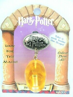 HARRY POTTER CHOCOLATE FROG STORY SCOPE ENESCO CLIP ON NEW