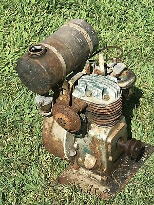 Vintage Lauson RSC591 Gas Engine No. 7-81040