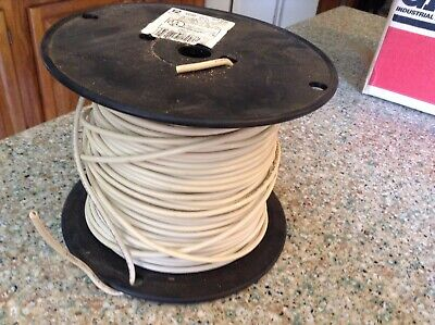 Approx.8# New Southwire Stranded Copper Wire, 12 AWG, 600V, White, E51583