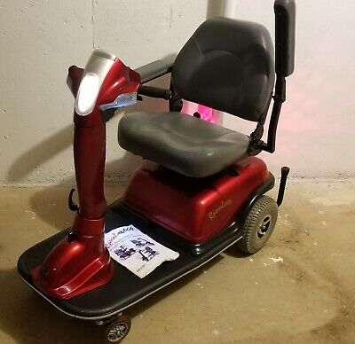 ELECTRIC MOBILITY RASCAL II SCOOTER OWNER'S eMANUAL + Tech ... on