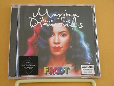 """Froot"" by Marina And The Diamonds (CD, 2015, Atlantic)"