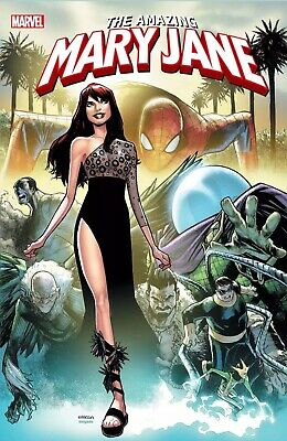 Amazing Mary Jane #1 (2019) Ramos Cover A 1st Print Ships 10/23/19