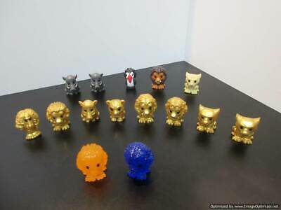 Woolworths The Lion King Ooshies - choose your collectable