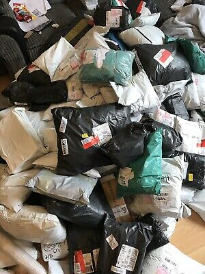 X6 Random Undelivered Unopened  Parcels Lost Mail Post Joblot Carboot Resell