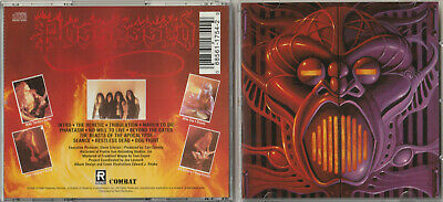 POSSESSED  Beyond The Gates  CD Combat Relativity 1999 Seven Churches Eyes Agony