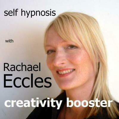 Creativity Booster Hypnosis CD Hypnotherapy Meditation More Creative