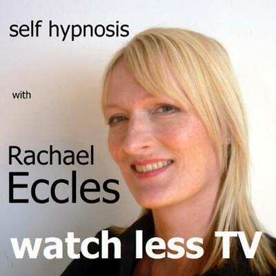 Watch Less TV Hypnosis CD, Stop Watching Too Much Television Hypnotherapy