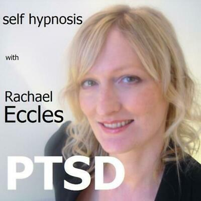 PTSD Post Traumatic Stress Disorder 2 track Hypnotherapy Hypnosis CD