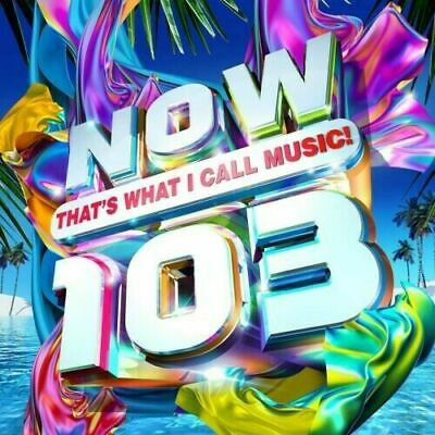 Now That's What I Call Music 103 (2Cd 2019) New/Sealed...fast Post