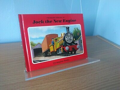 SIGNED THE RAILWAY Series No 34: Jock the New Engine by