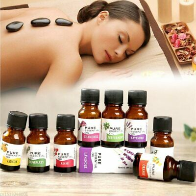 10ml Tea Tree Pure Essential Oils for Aromatherapy Diffusers Natural Essential