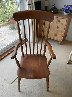 Early 19Th Century Windsor Chair Beech And Elm