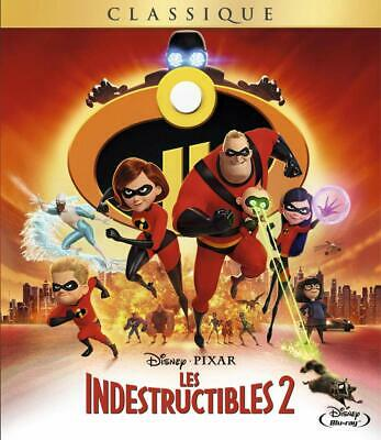 Les Indestructibles 2 [Blu-ray] [Import italien]
