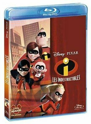 Les Indestructibles [Blu-ray]