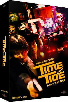 Time and Tide [Édition Prestige limitée - Blu-ray + DVD + goodies]
