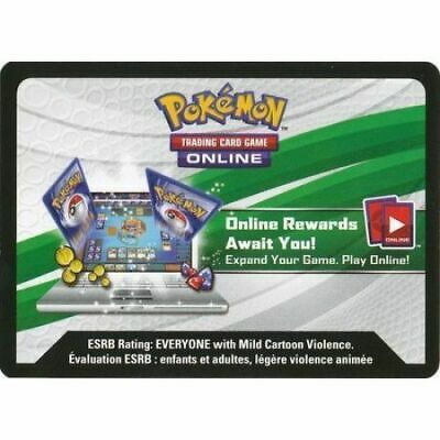 20th ANNIVERSARY CHARIZARD EX GENERATIONS Pokemon Online TCG Code Email Card