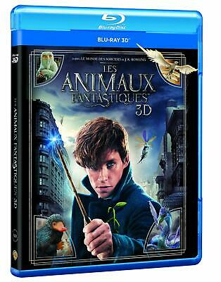 Les Animaux fantastiques [Blu-ray 3D] [Blu-ray 3D]