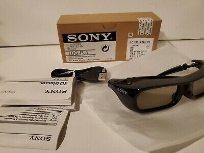 SONY TDG-PJ1 3D glasses for Sony Projector New in Box