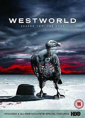 WESTWORLD COMPLETE SERIES 2 DVD Second 2nd Season Two Brand NEW UK Release R2